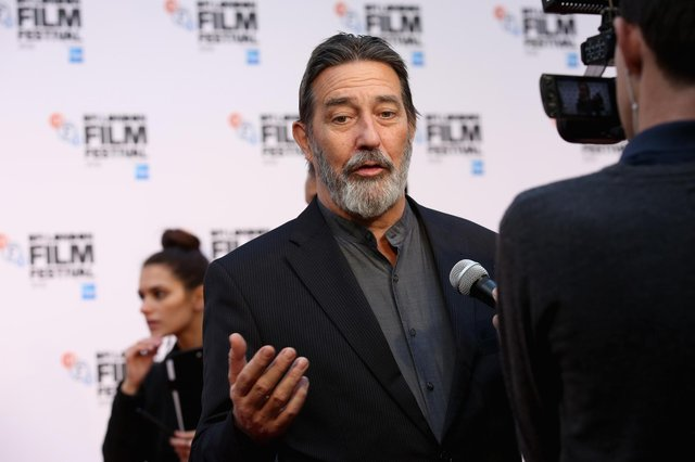 Actor Ciarán Hinds (Game Of Thrones, Rome) plays the part of Sir John Franklin in The Terror. (Pic: Getty Images)
