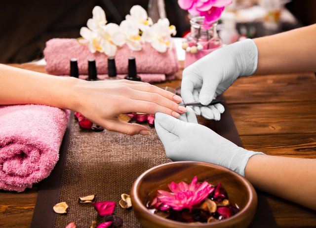 Beauty salons fall under personal care services which are scheduled to reopen in April (Shutterstock)