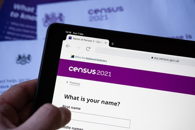 It is a legal requirement to fill out the census - a nationwide questionnaire that takes place every 10 years. (Pic: Shutterstock)