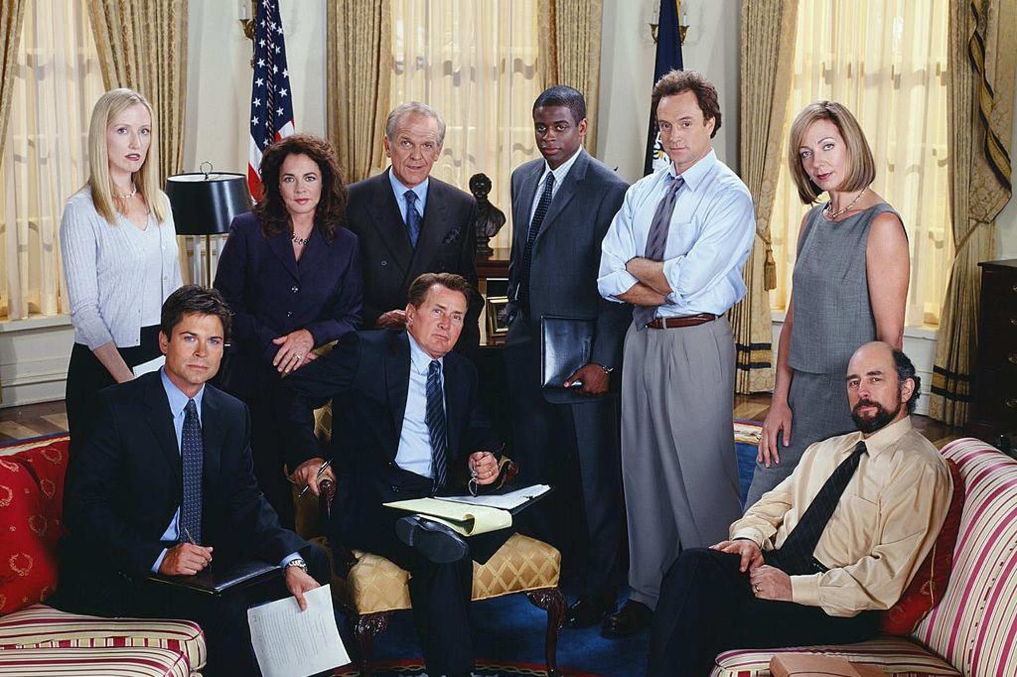 This is how to watch all seven seasons of The West Wing in the UK for free