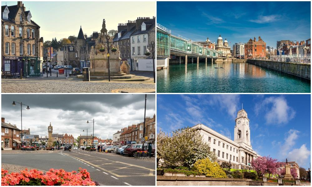 These are the 10 most financially viable places to live across Yorkshire