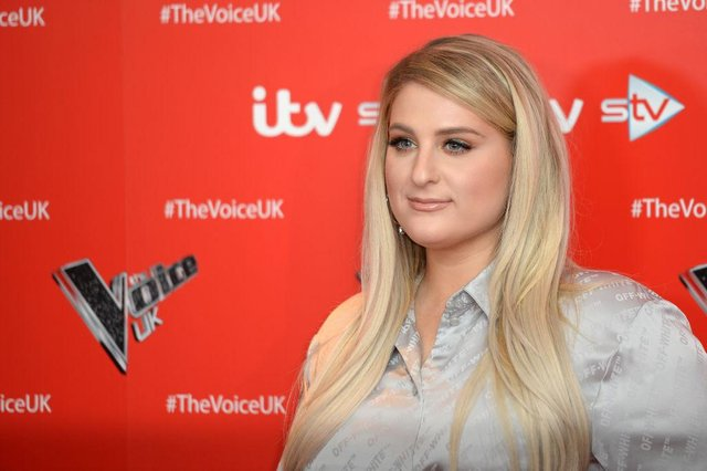 Meghan Trainor recently revealed she was expecting her first child with her husband, actor Daryl Sabara (Photo by Eamonn M. McCormack/Getty Images)