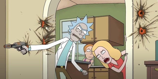 The new trailer for the upcoming season is packed full of surprises (Photo: Adult Swim)