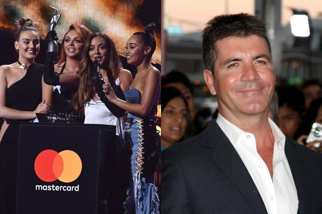 The group appeared to make a reference to their old boss in their new single (Photo: Shutterstock/Justin Tallis/Getty Images)