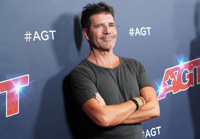 """Simon Cowell has broken """"parts of his back"""" following a bike injury (Photo: Rachel Luna/Getty Images)"""