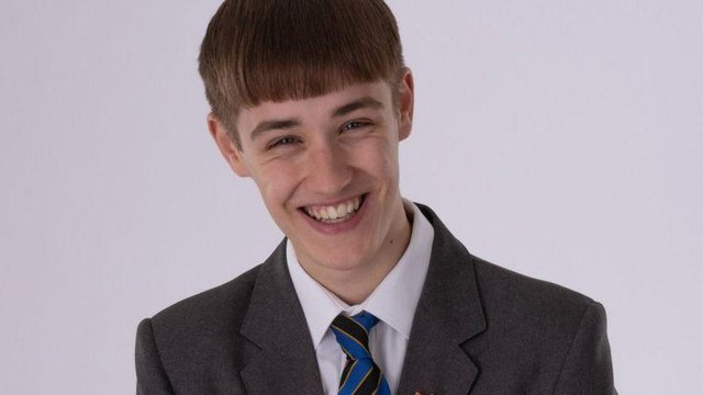 Archie Lyndhurst was known for his role in the CBBC show So Awkward (Photo: BBC/Matt Squire)