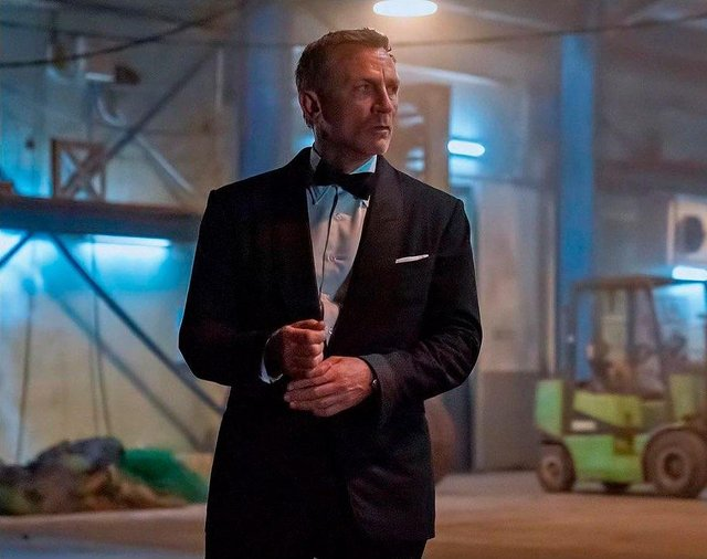 Daniel Craig as James Bond in No Time to Die, which has now been delayed by a total of 18 months thanks to Covid-19 (Photo: Universal Pictures)