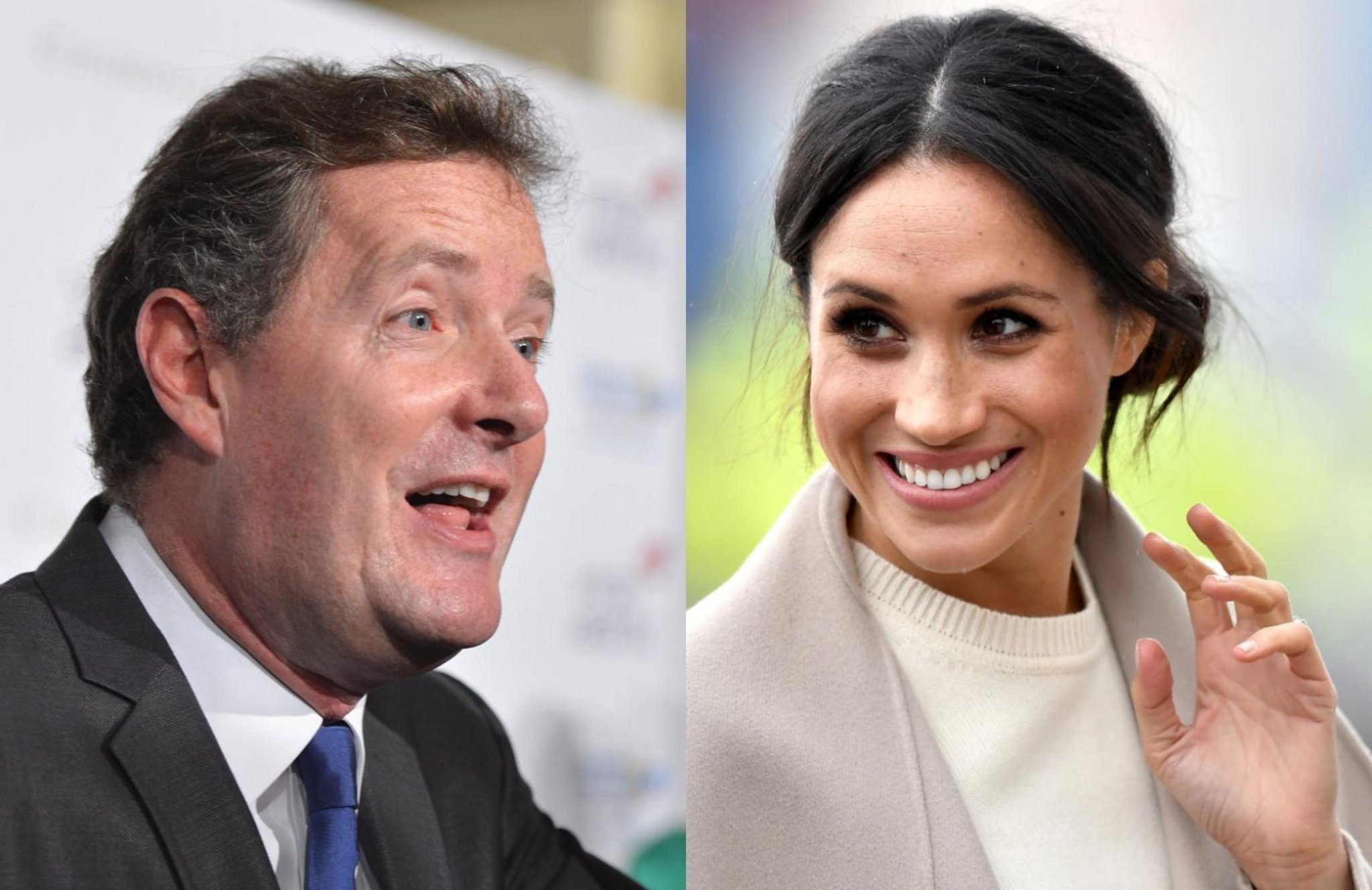 """Interview with Meghan Oprah: Piers Morgan says he lost his job at Good Morning Britain because he """"decided not to apologize"""" for remarks about the Duchess of Sussex"""