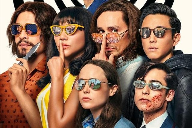 Umbrella Academy season two has landed on Netflix (Netflix)