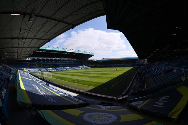 Elland Road. (Photo by Laurence Griffiths/Getty Images)