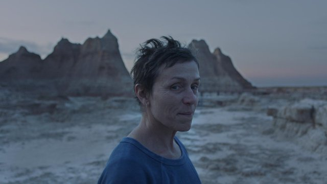 Nomadland tells the story of Fern, played by Frances McDormand (Credit: Searchlight Pictures)