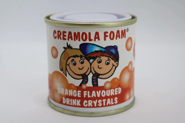 Creamola Foam was a firm favourite in the fifties and sixties.