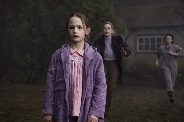 The Haunting of Bly Manor is based on a Henry James novella called The Turn of the Screw (Photo: Netflix)