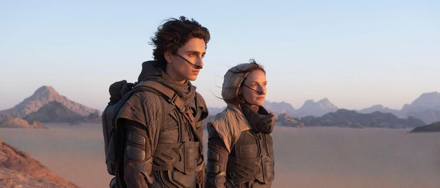 Dune is one of several films set to be available to stream in line with a cinema release (Warner Bros)