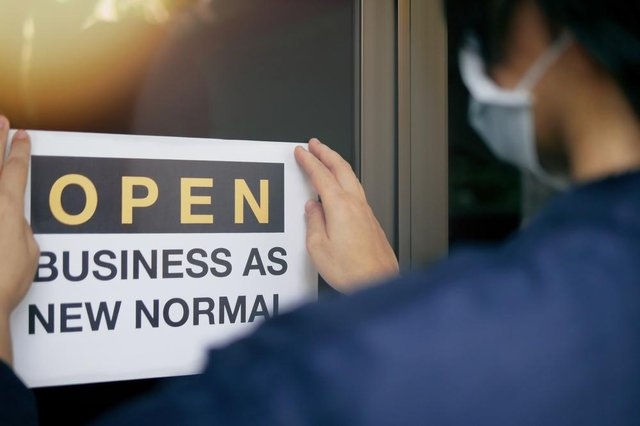 Many business owners are considering how they will adapt to the 'new normal' once the government advises that all staff can return back to office working