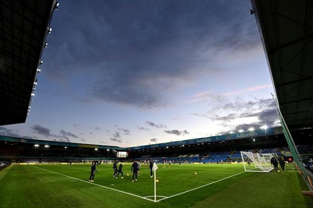 Elland Road, the home of Leeds United Football Club. (Photo by Paul Ellis - Pool/Getty Images)