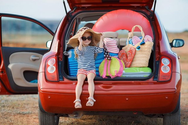Many families are opting for staycations this year.