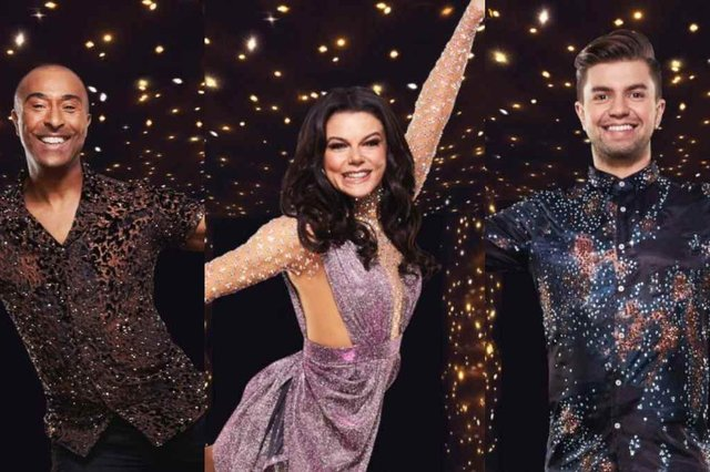 The final three will perform in the final at 6pm on 14 March (Picture: ITV)